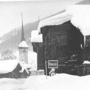 Münster : lieu des camps de ski organisés par le Père Feillet