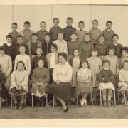 1959-60 6A2 avec Madame Eymard (HG)