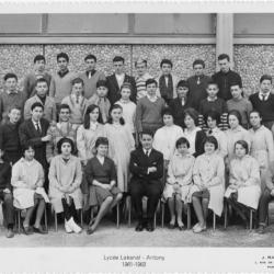 1961-62 3M2, avec M. Loubaton