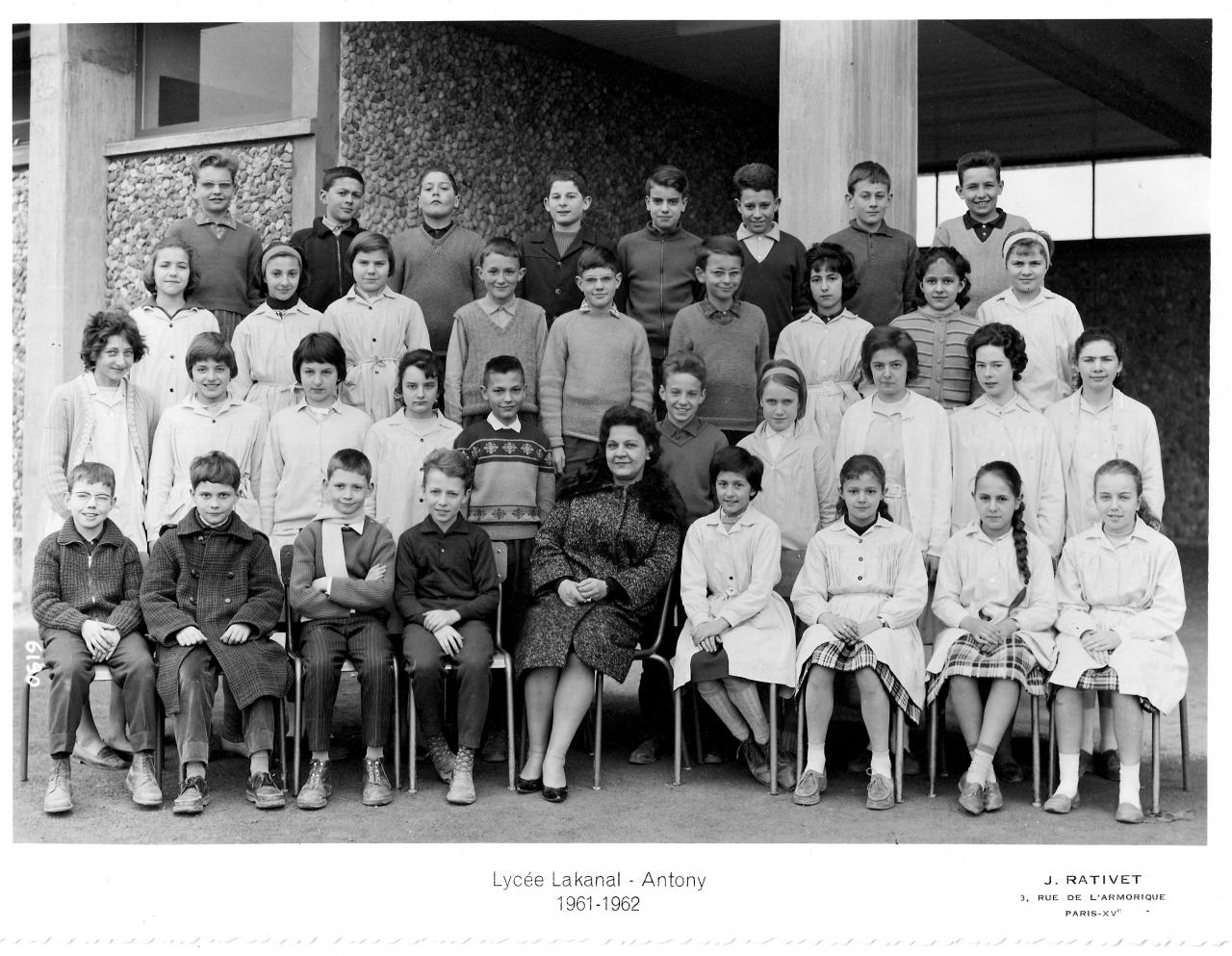 1961-62 - 5A5