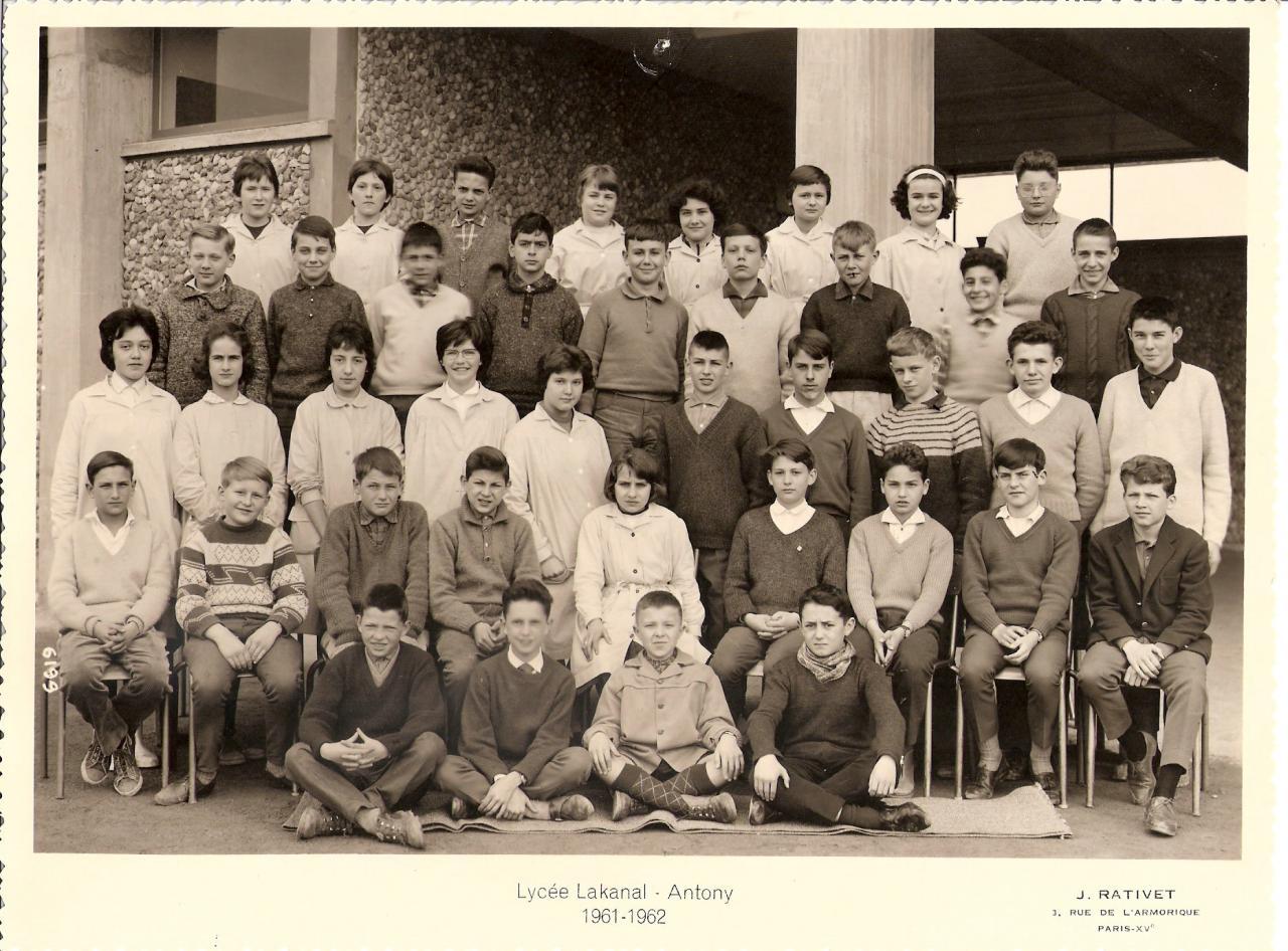 1962 - 5ème (A? M?)