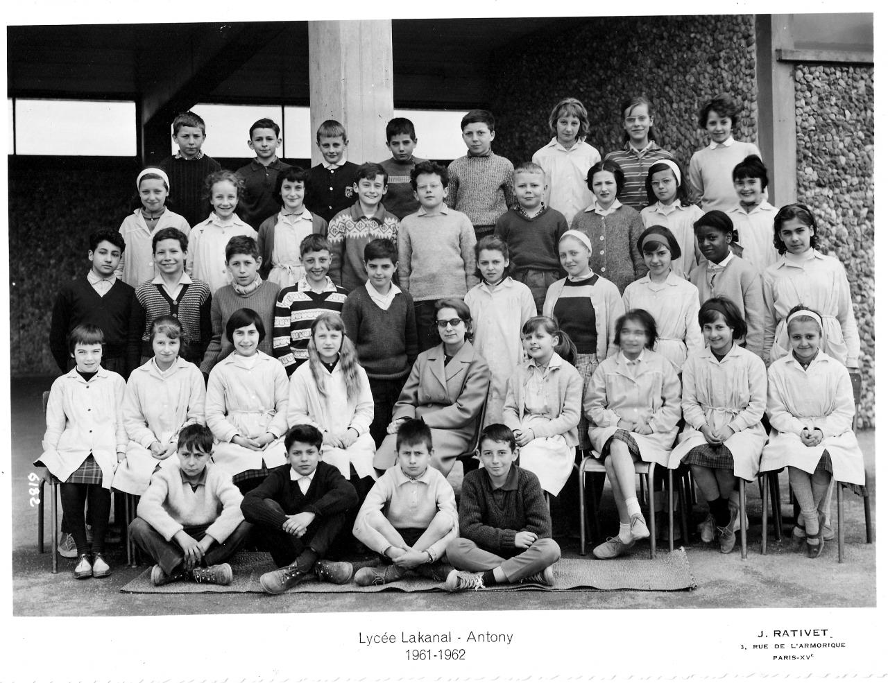 1961-62 - 6A6