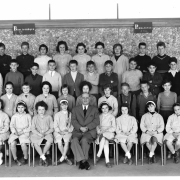 1962-63 6A3 avec Monsieur Segot.