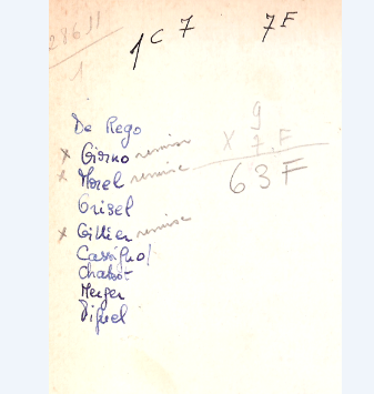1967-68- 1C7 Noms Liste 2