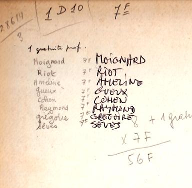 1968- 1D10- Noms