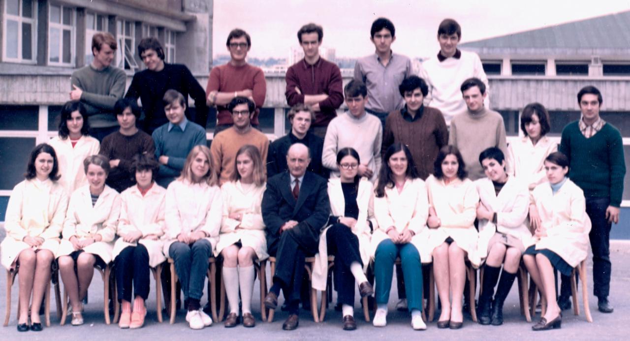 1968- 1D10 avec Monsieur Eymard