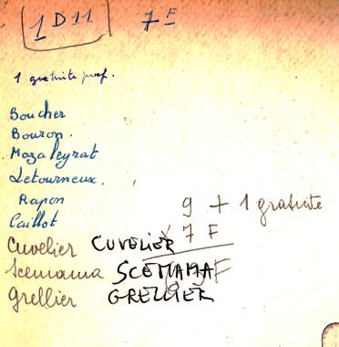 1968- 1D11- Noms