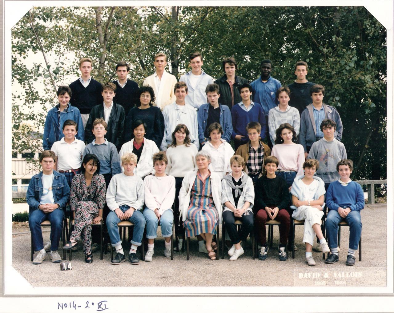 2nde11 1985-86