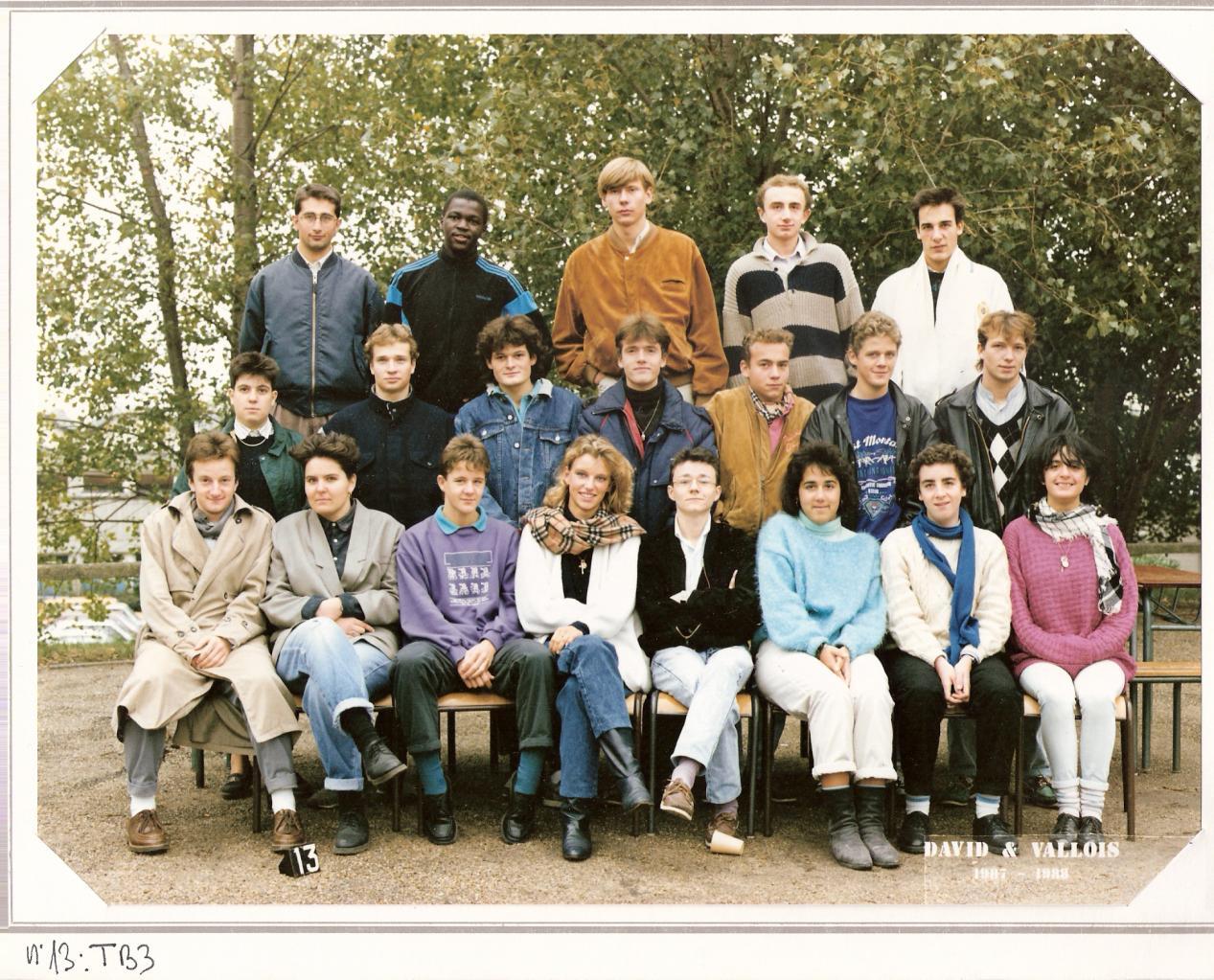 1988 - TB3