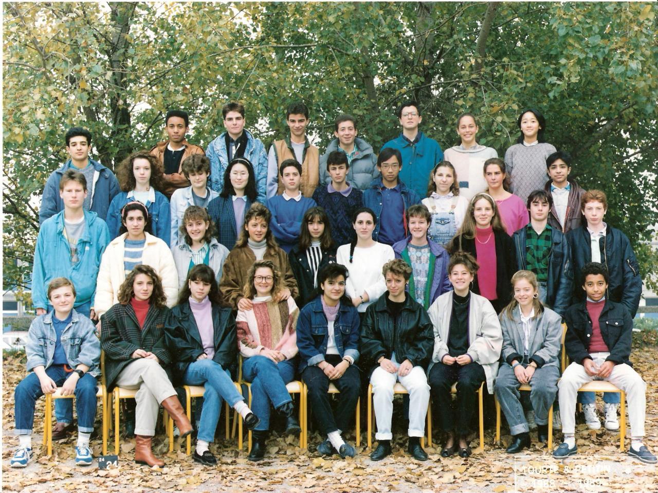 1989 - 2nde 9
