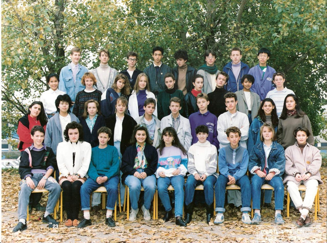 1989 - 2nde 6