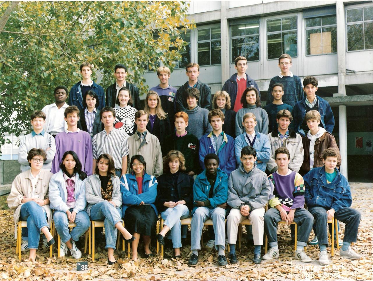 1989 - 2nde 7