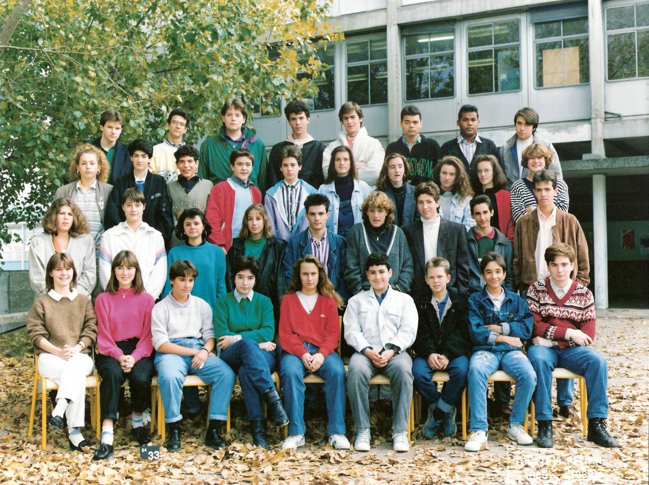 1989 - 2nde 8
