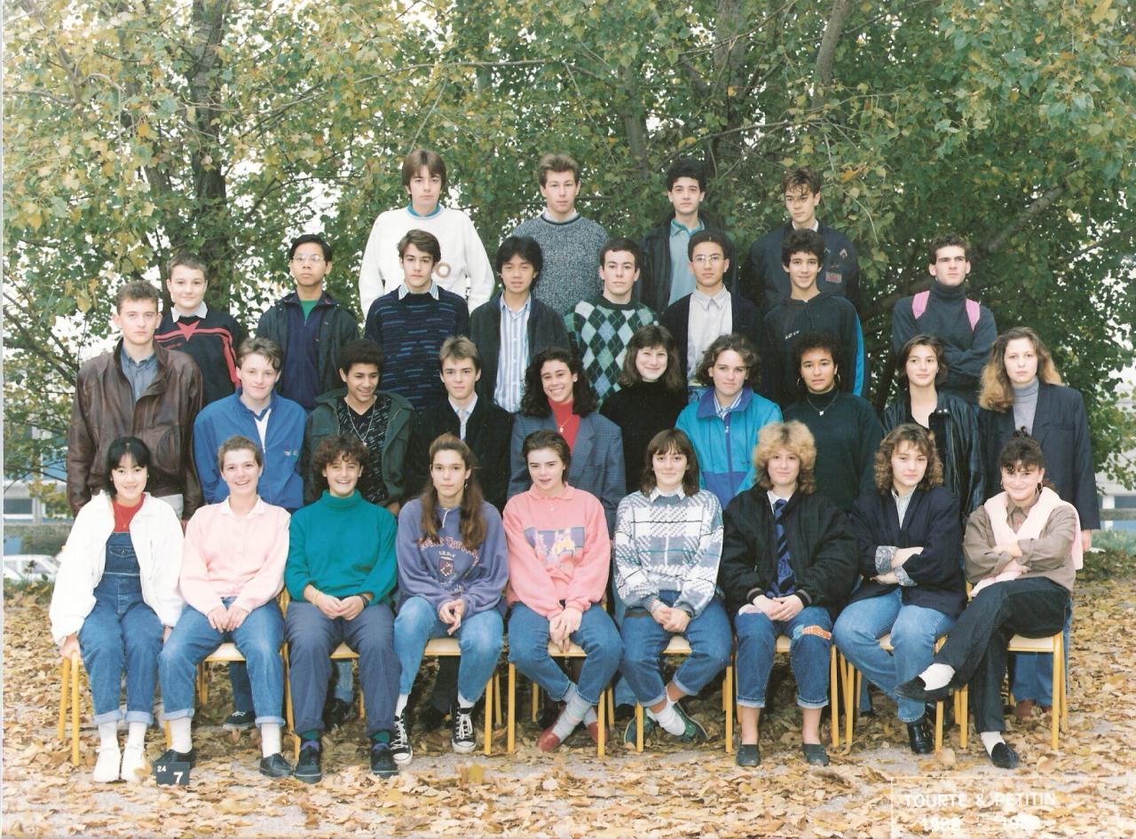 1989 - 2nde 10