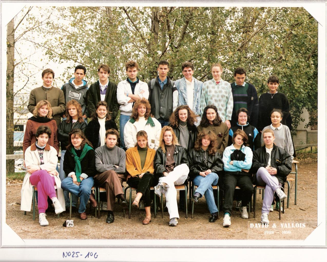 1990 - 1ère G
