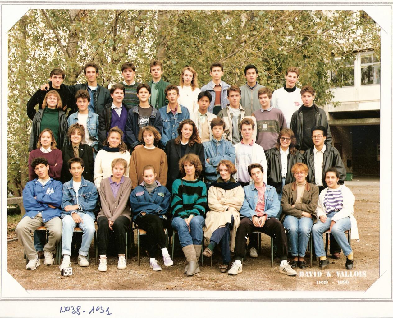 1990 - 1ère S 1