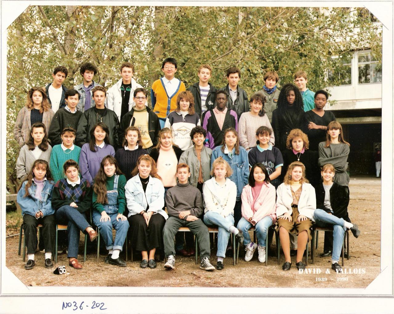 1990 - 2nde 2
