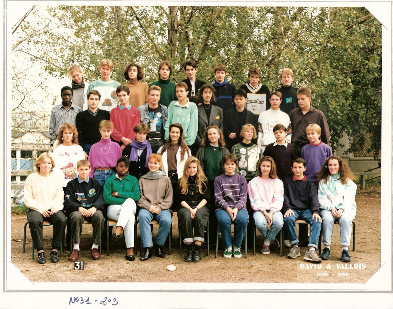 1990 - 2nde 3