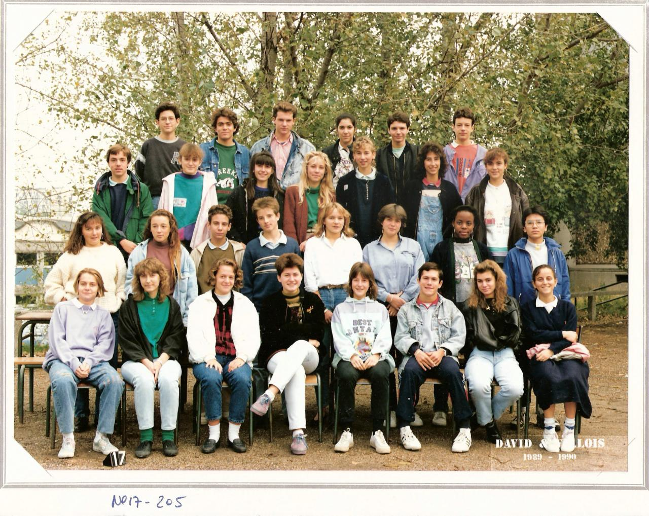 1990 - 2nde 5