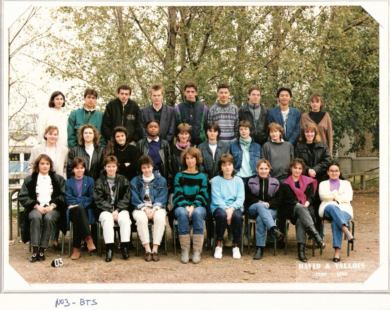 1990 - BTS
