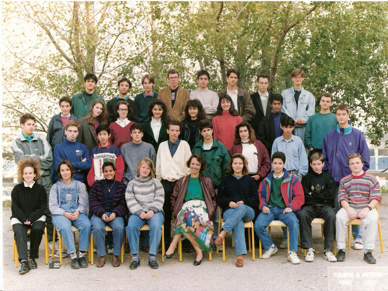 1991 - 1 S2