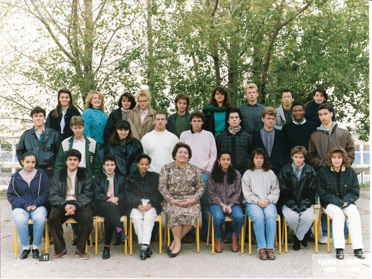 1991 - 1ère