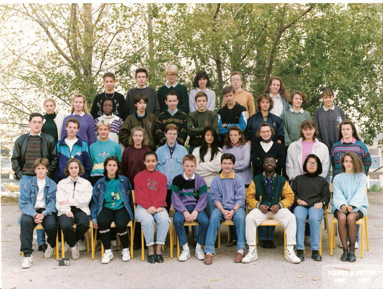 1991 - 2nde 4