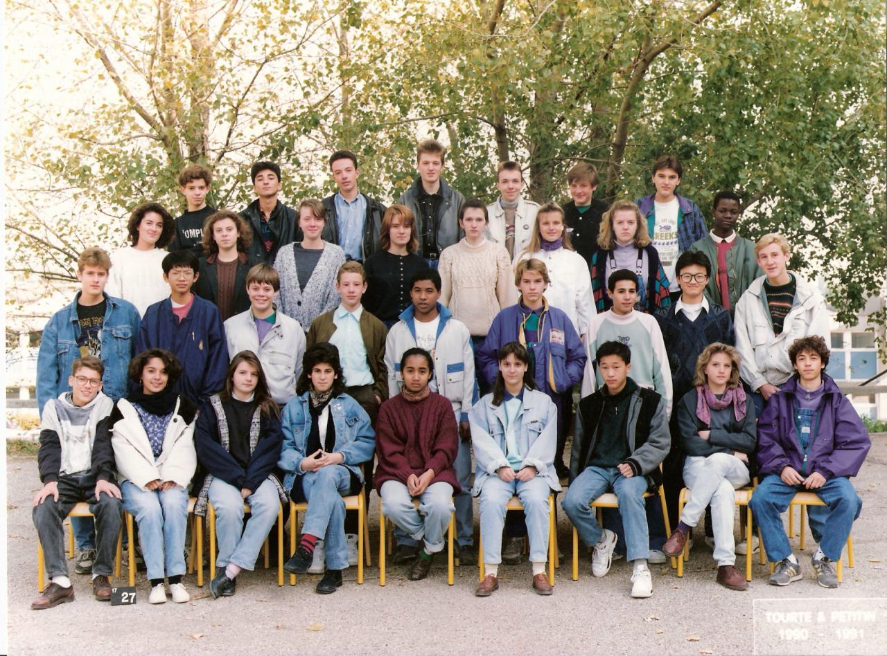 1991 - 2nde 9