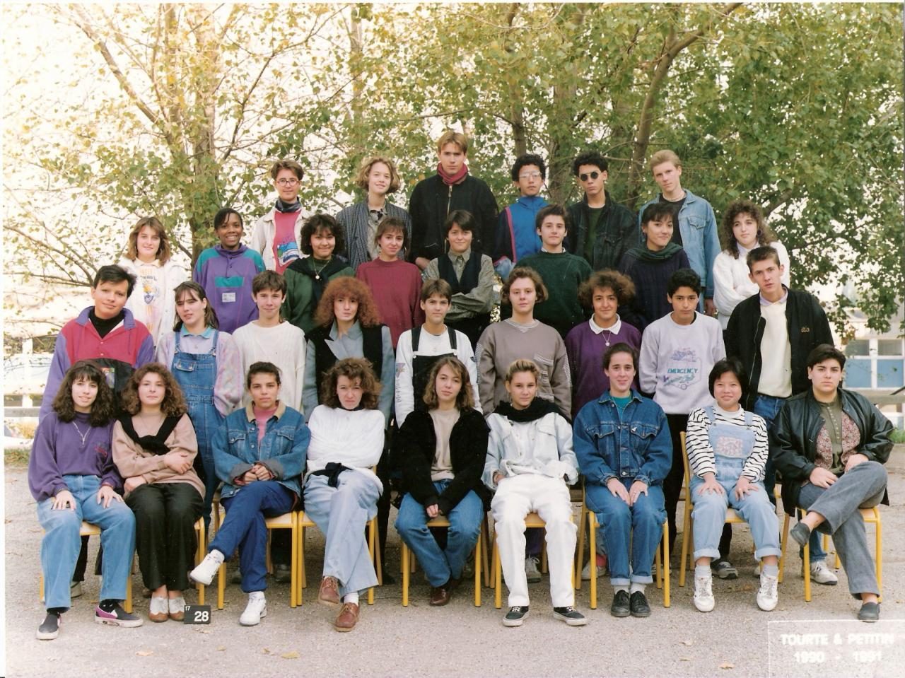 1991 - 2nde 6