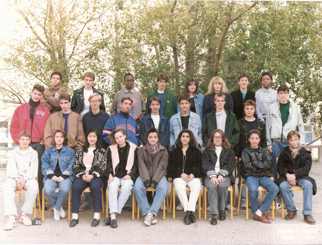 1991 - 2nde 7