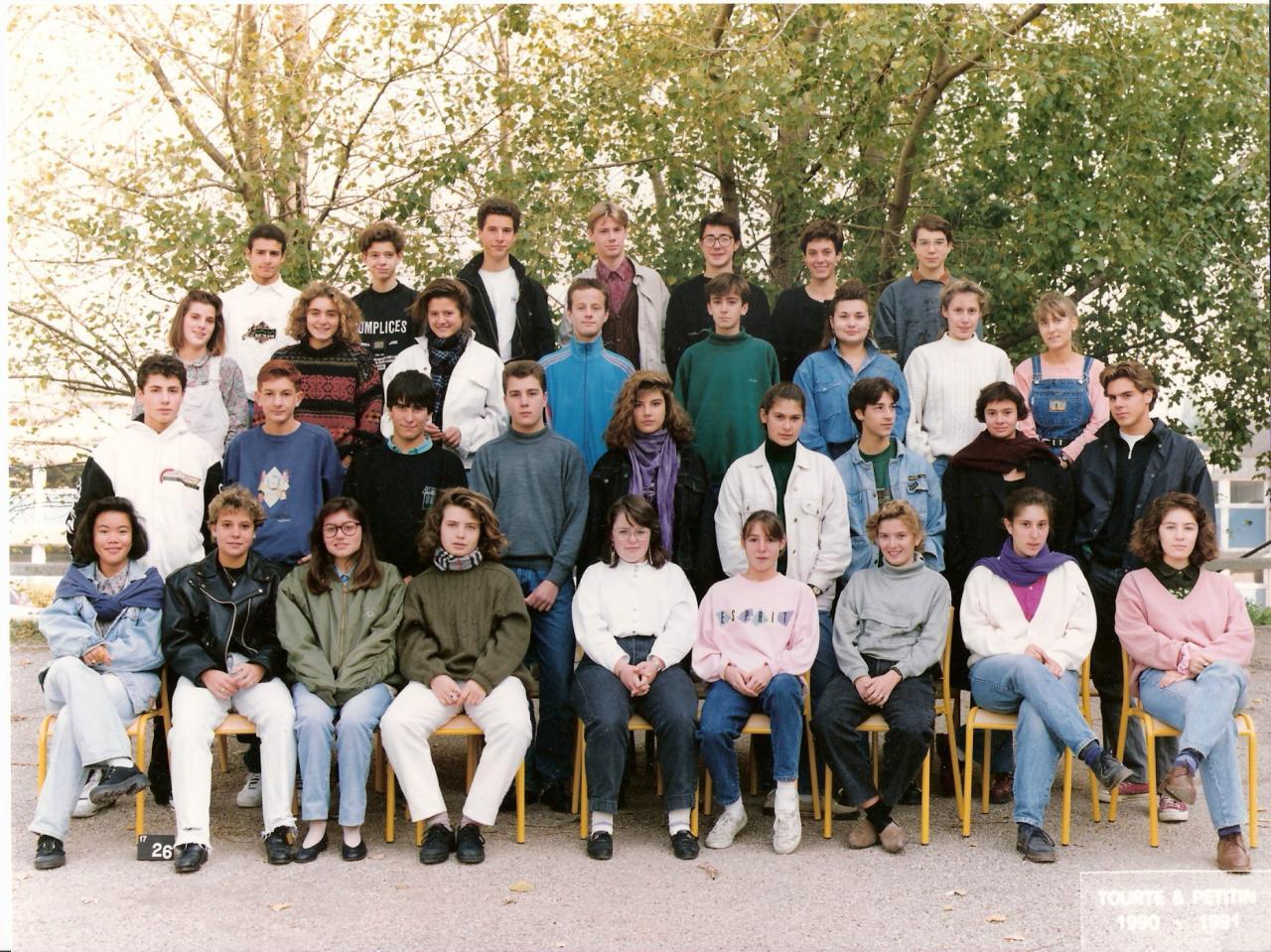 1991 - 2nde 10