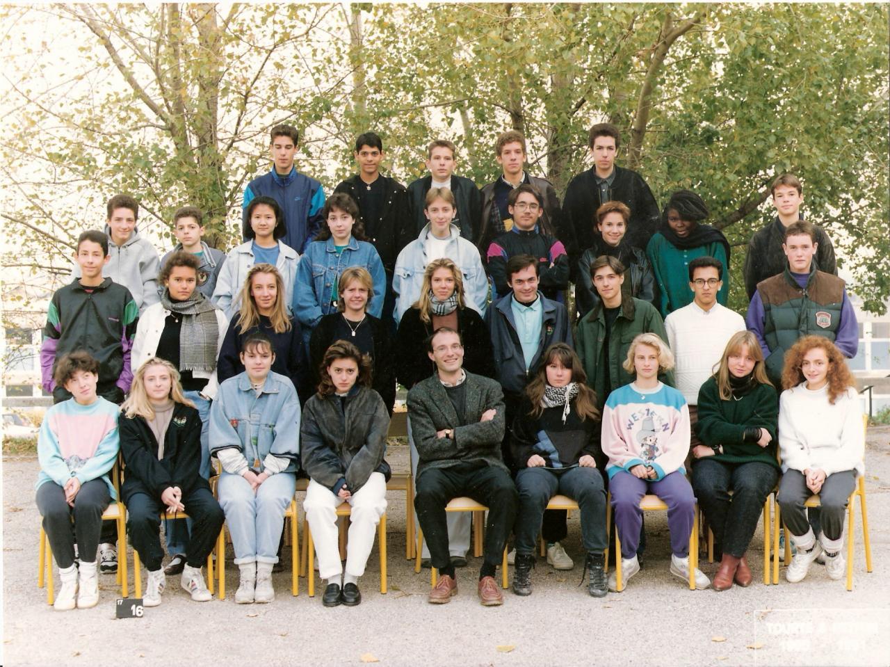 1991 - 2nde 11