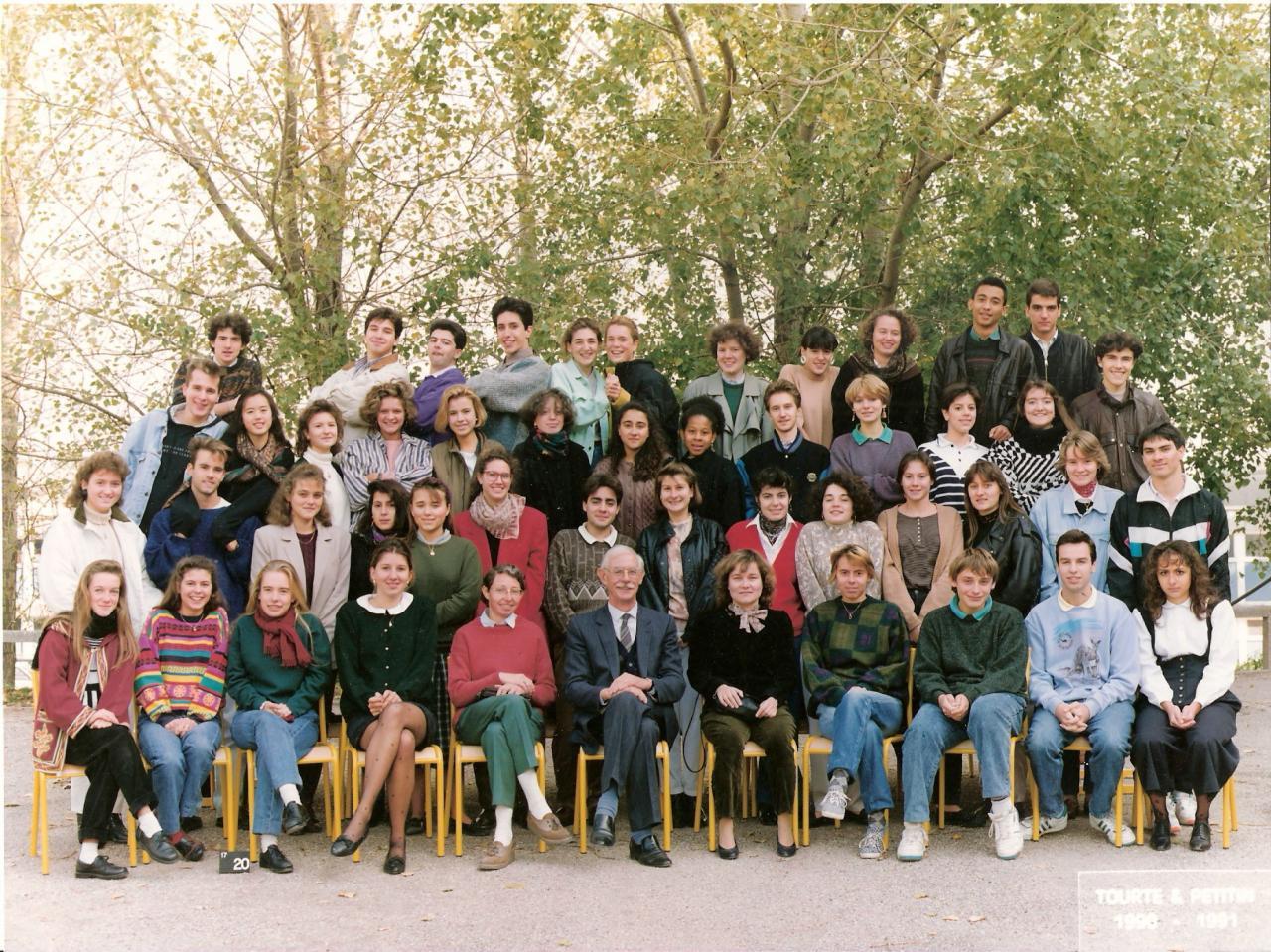 1991 - HEC 1 & 2