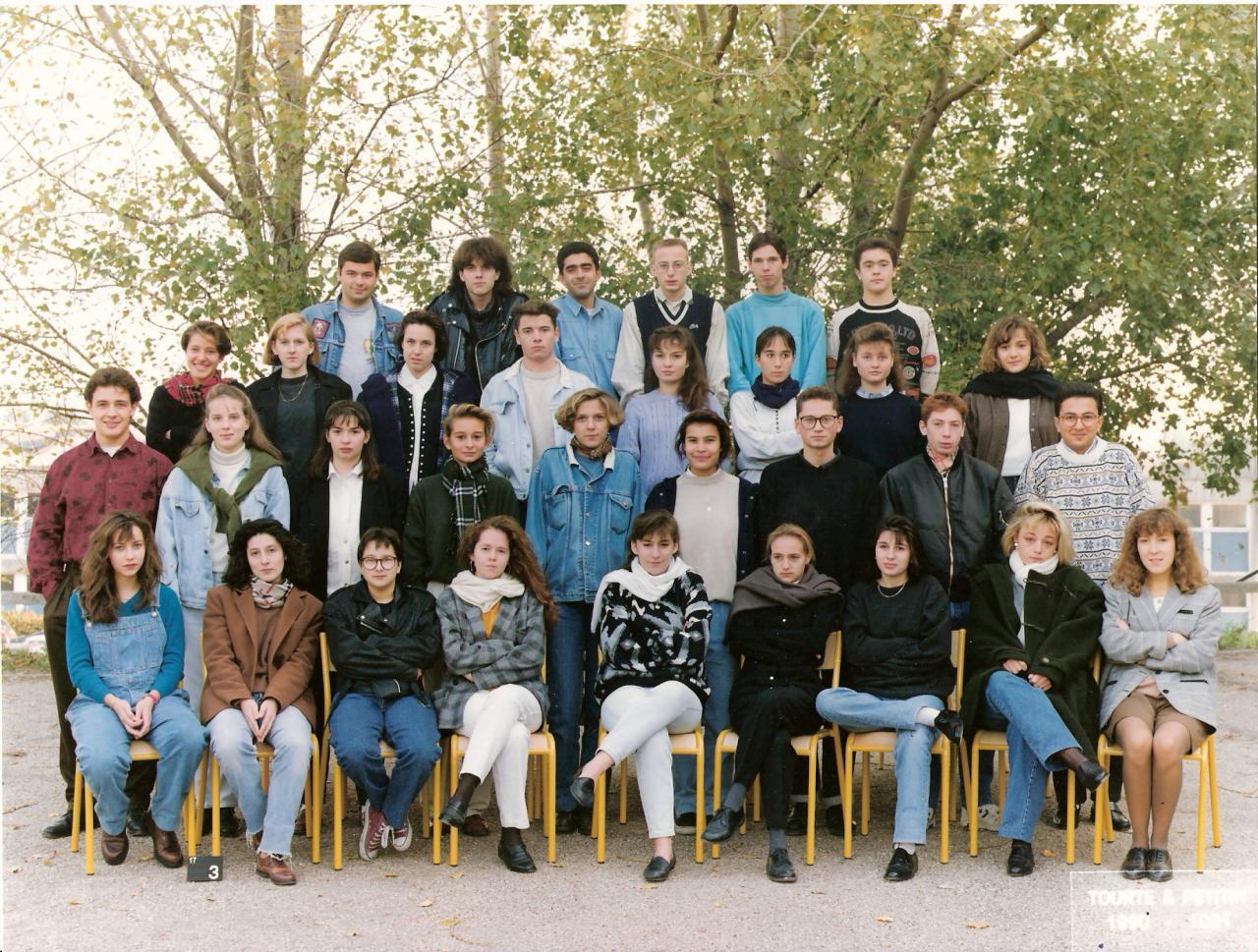 1991 - T B3