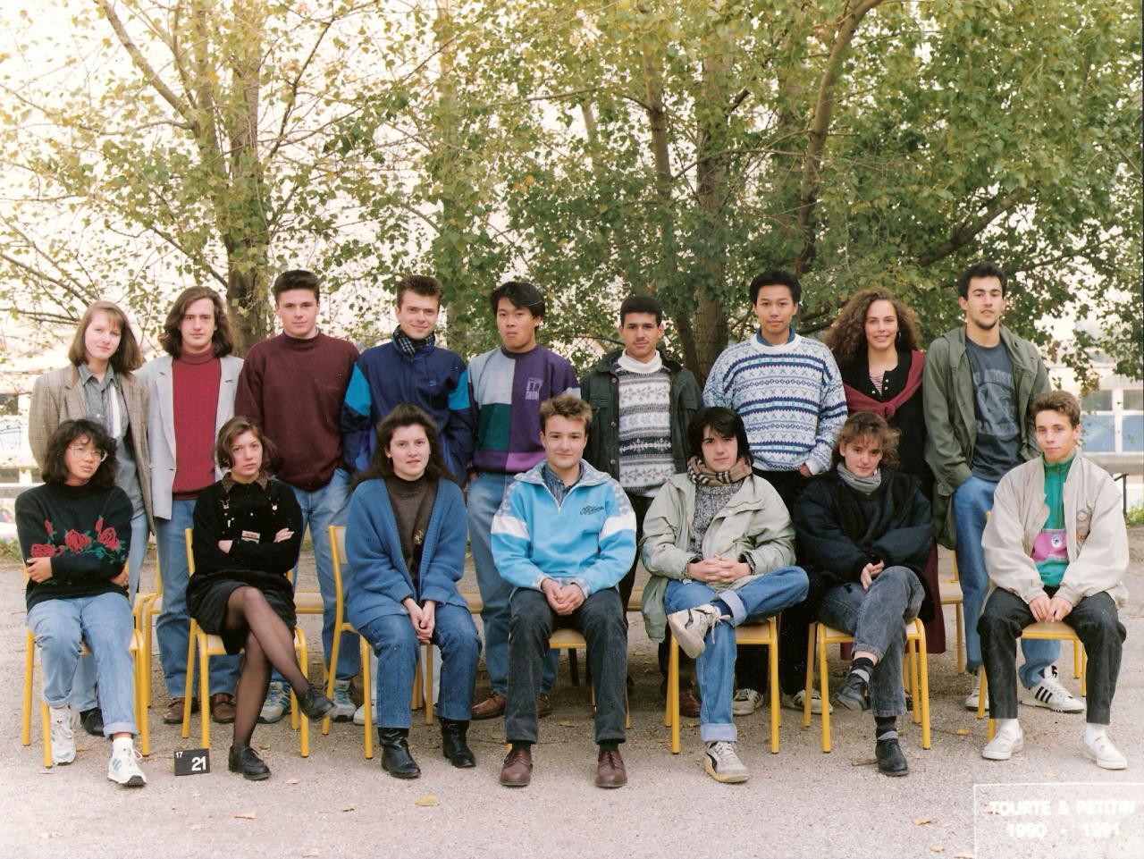 1991 - T D2
