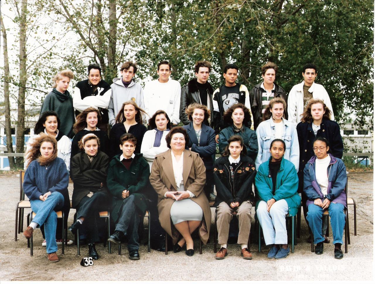 1992 - 1ère B2