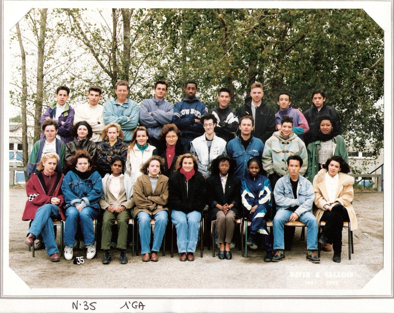 1992 - 1GA
