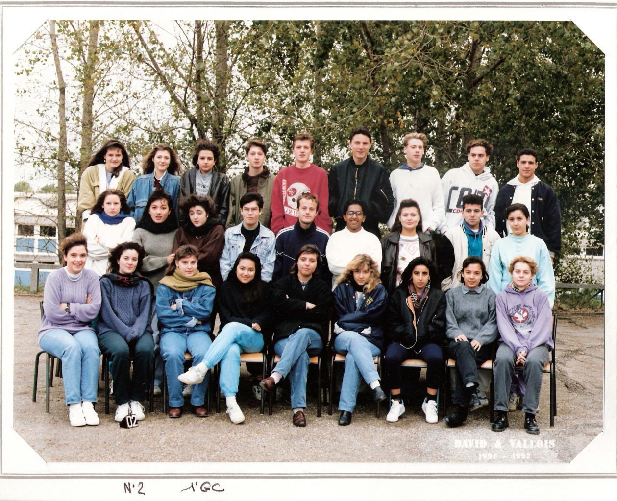 1992 - 1GC