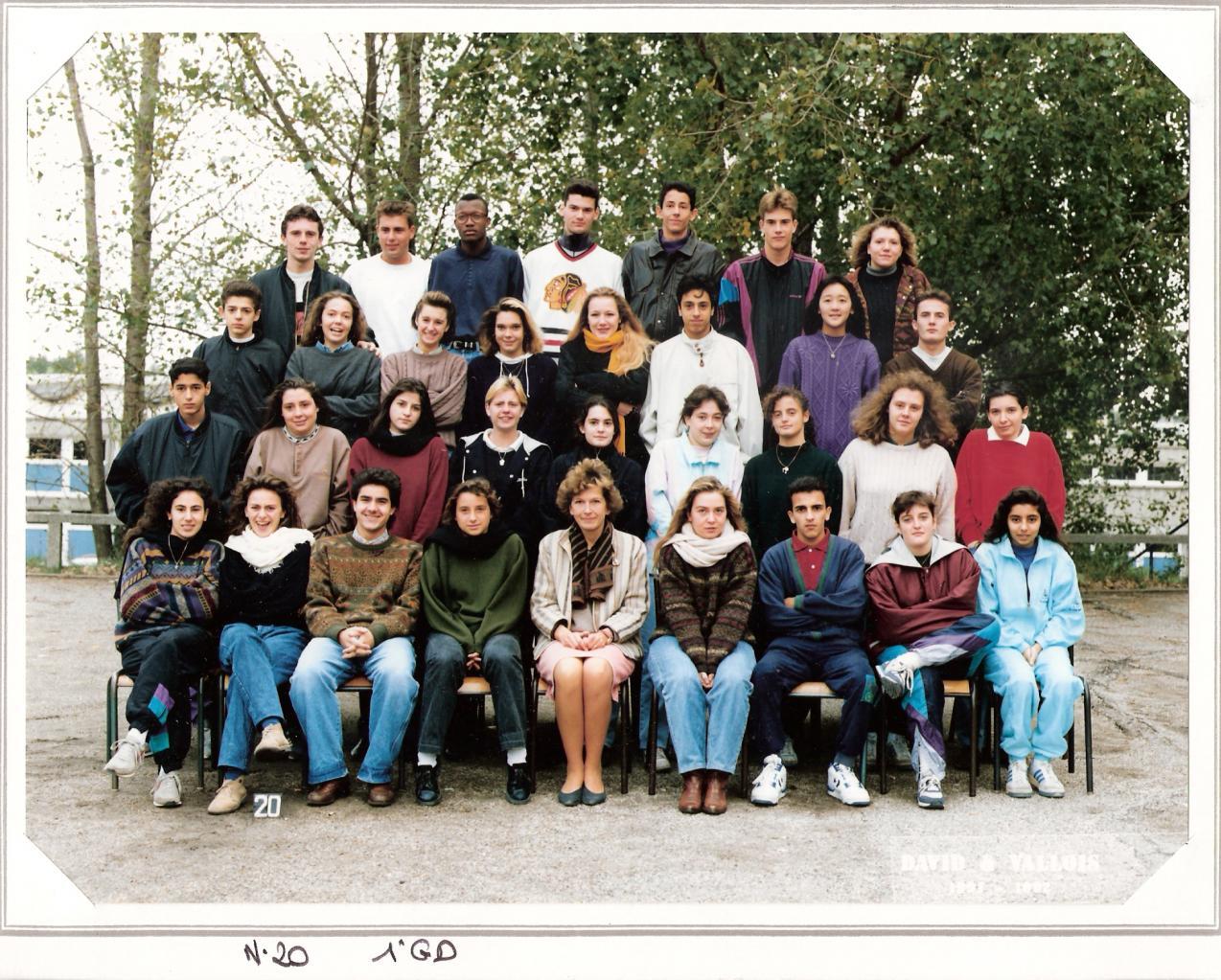 1992 - 1GD