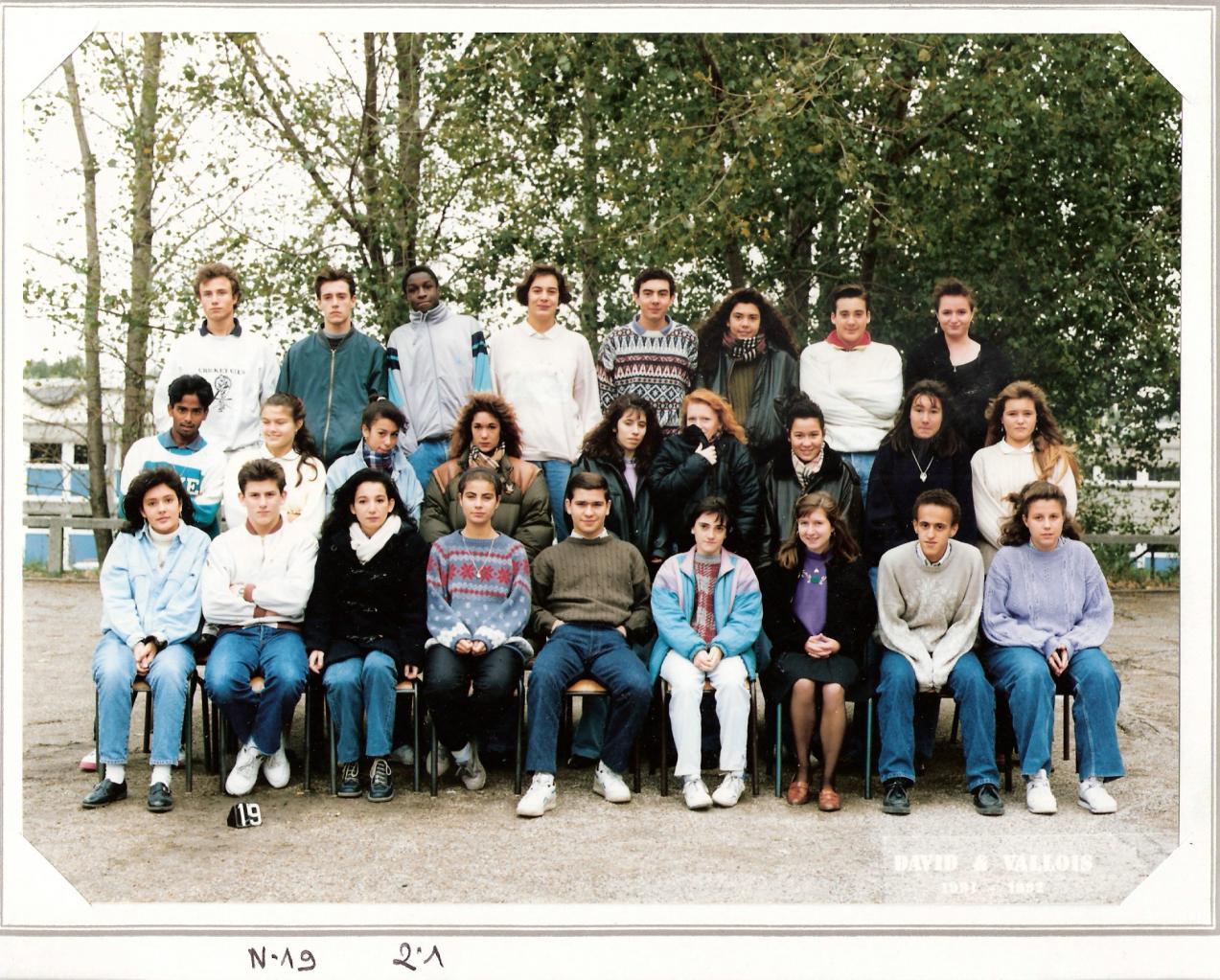 1992 - 2de 1
