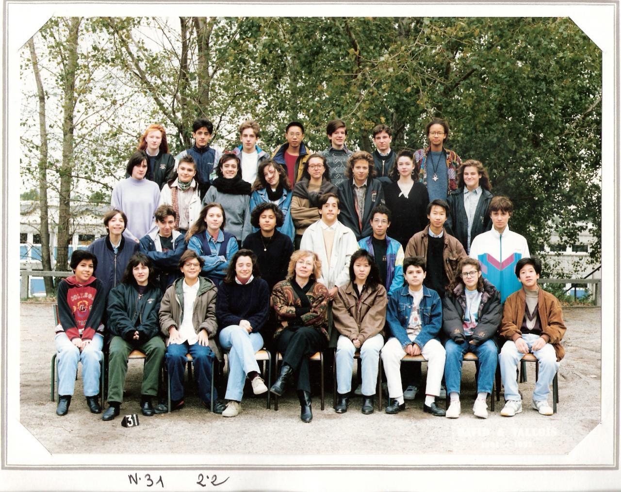 1992 - 2de 2