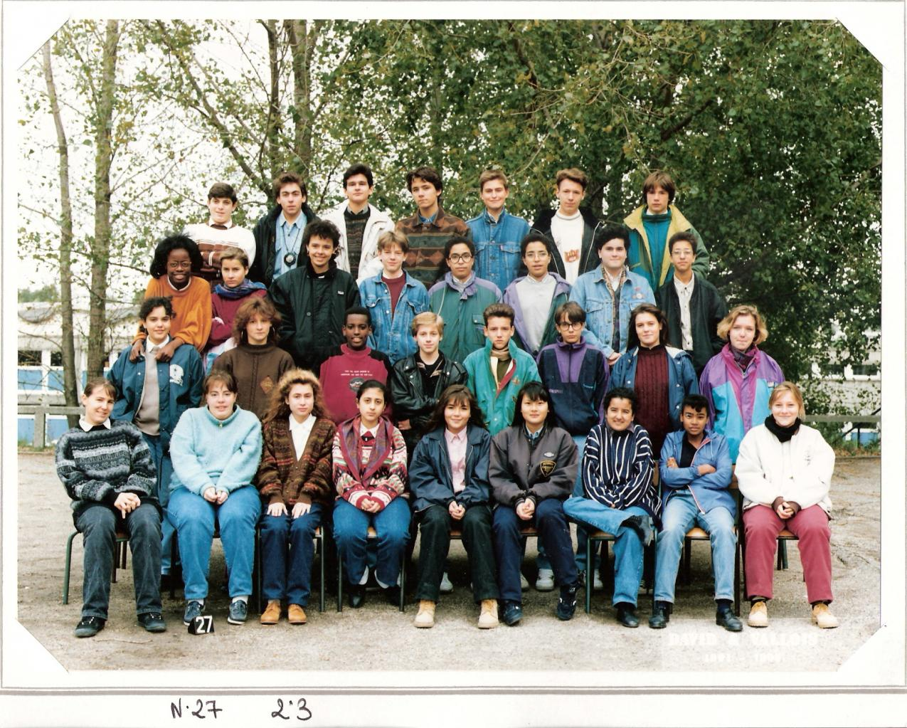 1992 - 2de 3