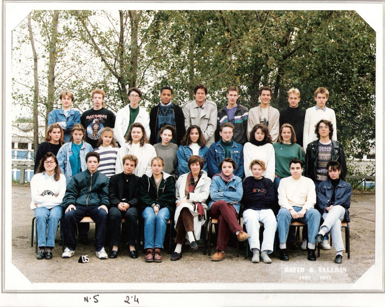 1992 - 2de 4