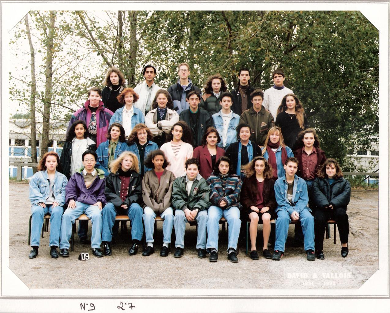 1992 - 2de 7
