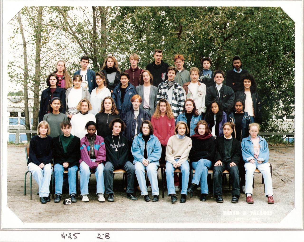 1992 - 2de 8