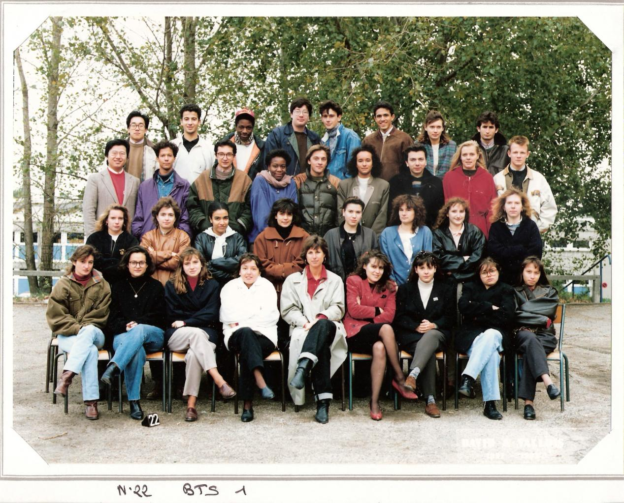 1992 - BTS1