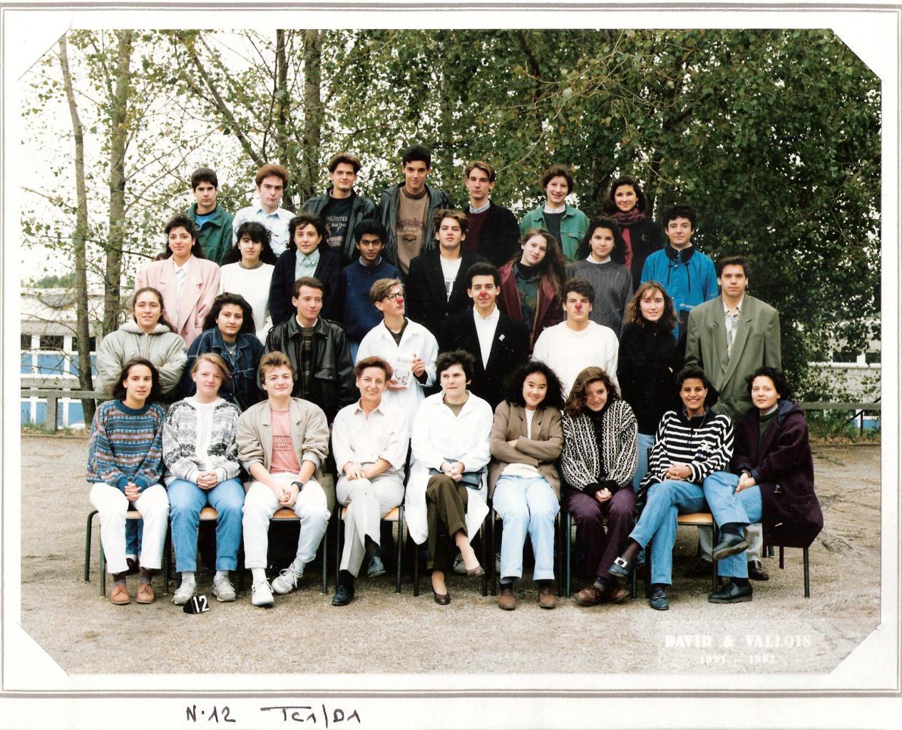 1992 - TC1D1