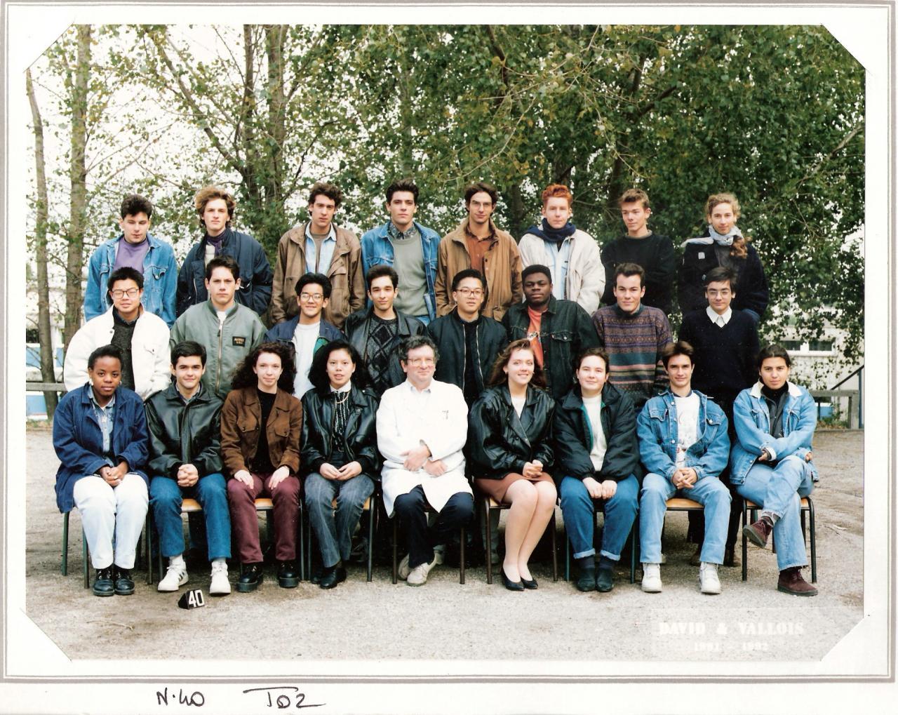 1992 - TD2