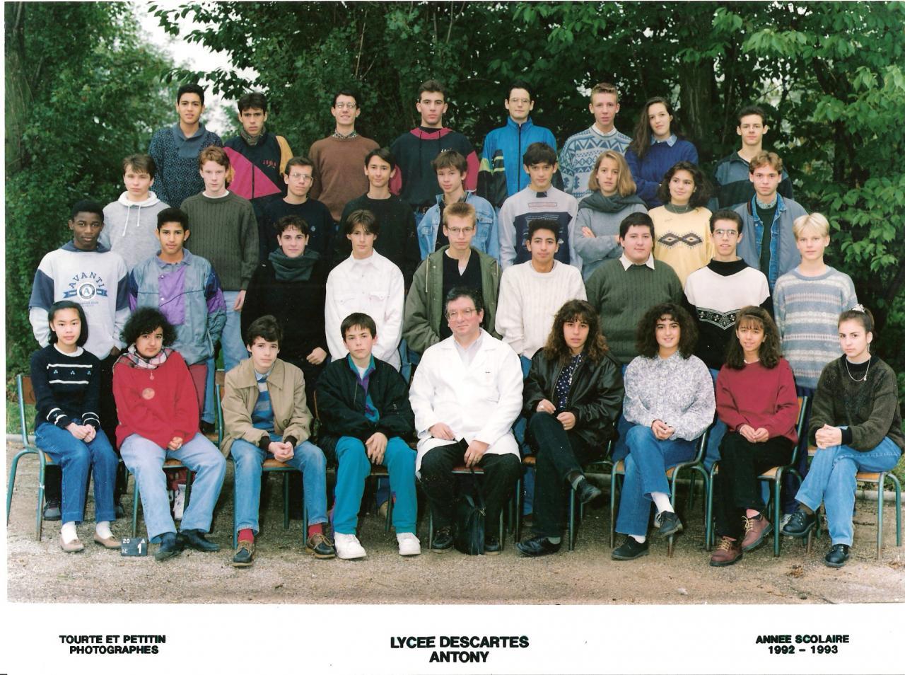 1993 - 2nde 2
