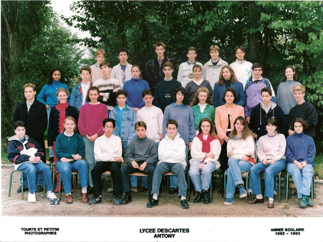 1993 - 2nde 3